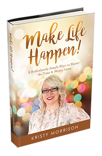 Make Life Happen Book Order