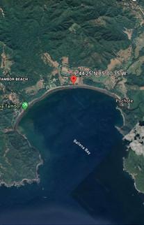 Whale Bay -Bahai Ballena