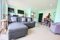 La Casa Azul Living Room Costa Rica