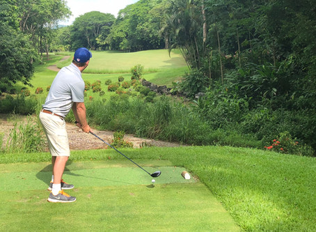 Best Golfing In Costa Rica, The Only Course Home To 170 Scarlet Macaws.