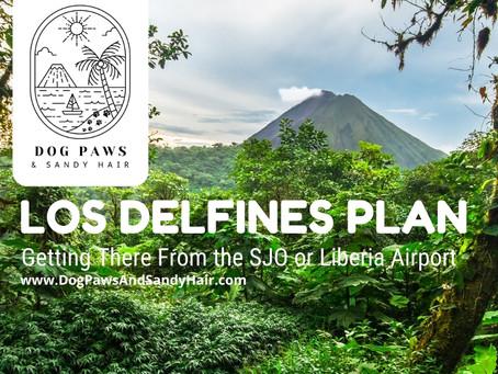 How To Get To & Around Playa Tambor, Santa Teresa Or Montezuma Costa Rica.
