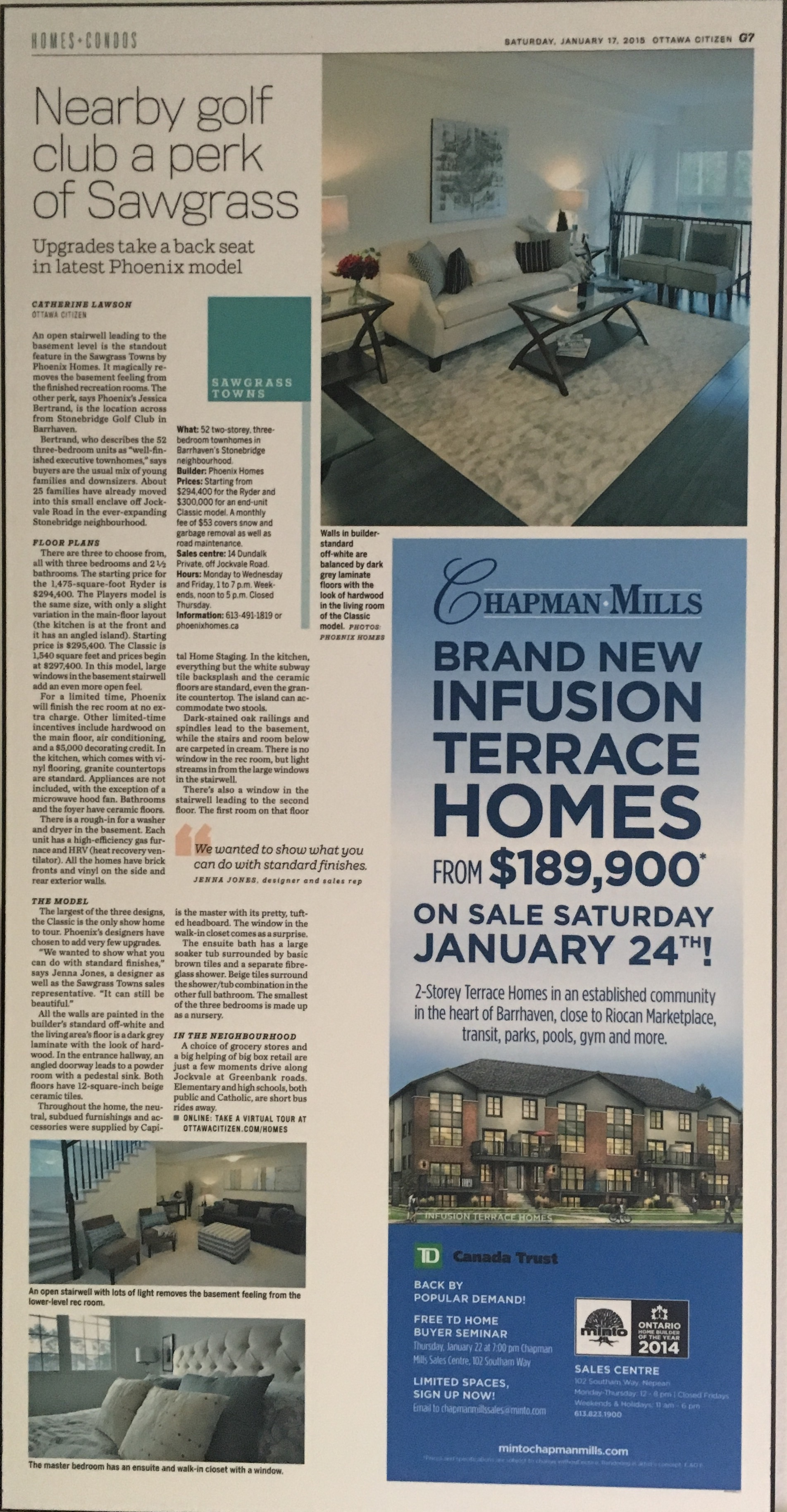 Featured In New Construction