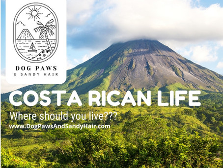 Where Should You Live In Costa Rica?