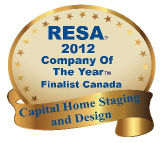 2012 -RESA Company of The Year