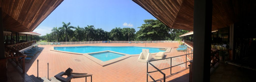 Los Delfines Club House Pool