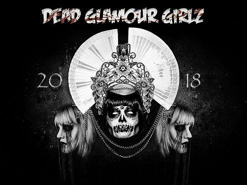 Dead Glamour Girlz 2018 Calendar