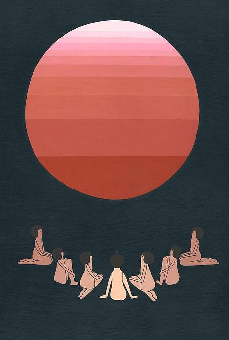 Cercle de femme - - Atelier Soma Sowa