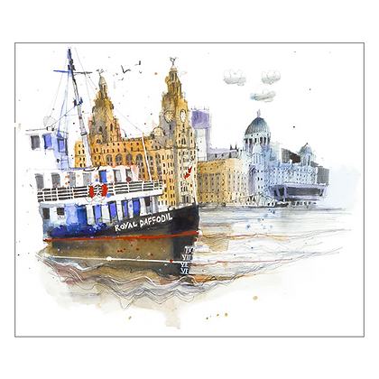 Ferry across the Mersey - Limited Edition