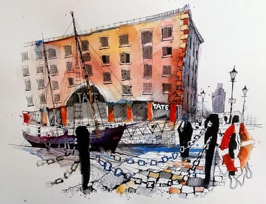 Albert Dock, Special Edition