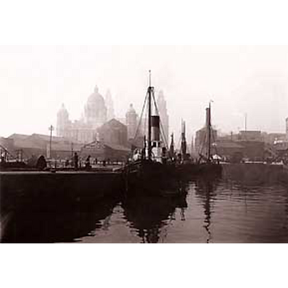 Canning Dock, 1911