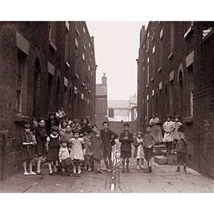 Sylvester Street, 1934