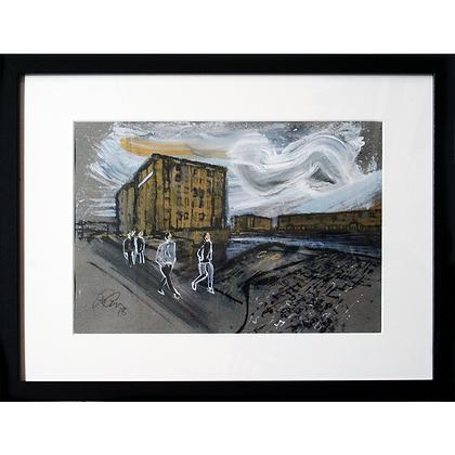 Albert Dock A4