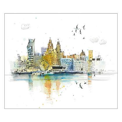 Liverpool Waterfront - Limited Edition