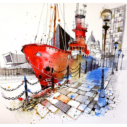Light Ship, Canning Dock, Special Edition