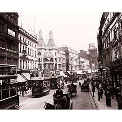 Lord Street, 1908