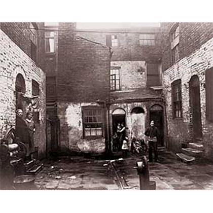 Johnson Street, 1935