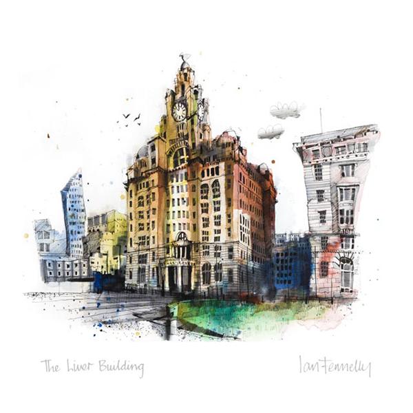 liver building