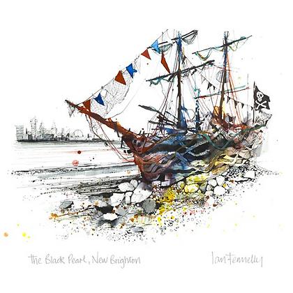 The Black Pearl, New Brighton