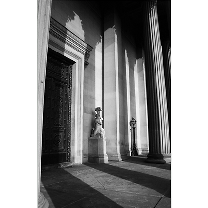 Sunlight and Shadows, St George's Hall 2
