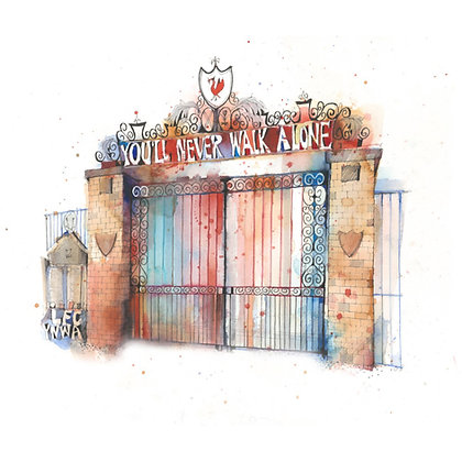 Shankly Gates, Special Edition