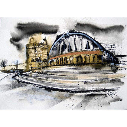 View of Lime Street Station