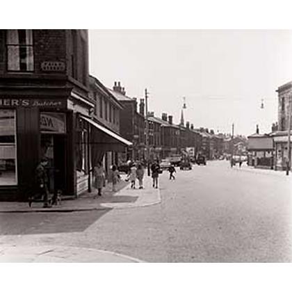 Heyworth Street, 1967