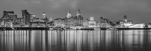Liverpool Waterfront by Eli Pascall-Willis