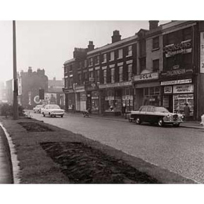 Scotland Road, 1967