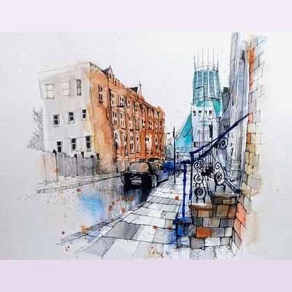 Hope Street, Original Painting