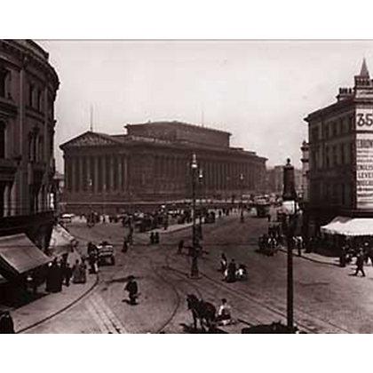 Lime Street, 1910