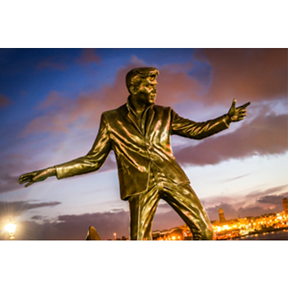 Billy Fury Statue