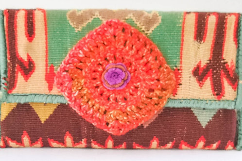 Gorgeous Granny - Crochet & Rug Purse