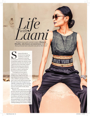 Life with Laani TFG Club Magazine
