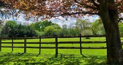 The view at Hurst Farm