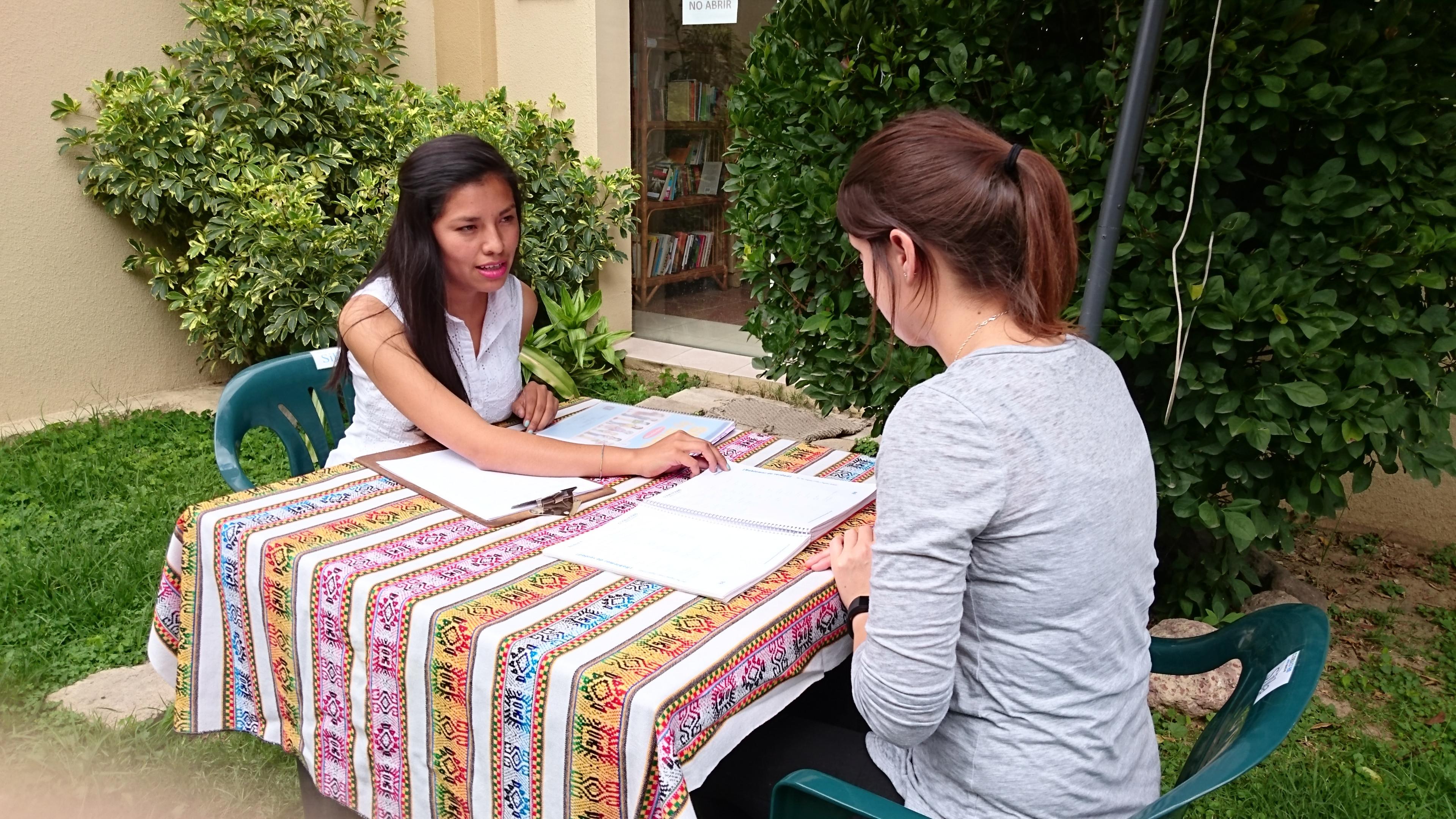 1 to 3 Language Classes per week