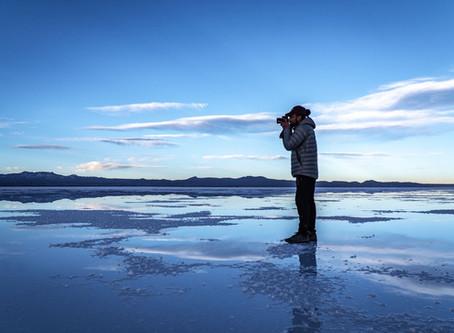 Walking in Heaven – My Experience from Salar de Uyuni