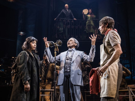 Hadestown: A Review