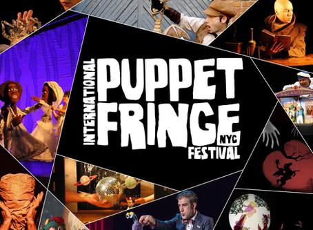 International Puppet Fringe Festival: A Review