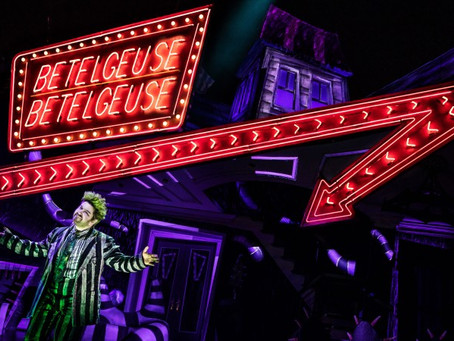 Beetlejuice: A Review