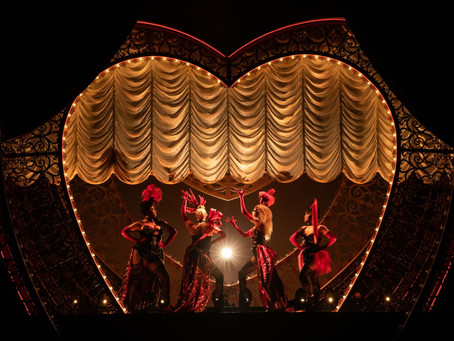 Moulin Rouge! The Musical: A Review