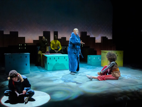 A Christmas Carol in Harlem: A Review