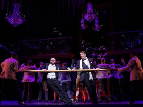 Grand Hotel, The Musical: A Review