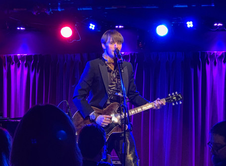 Reeve Carney at The Green Room 42: A Review