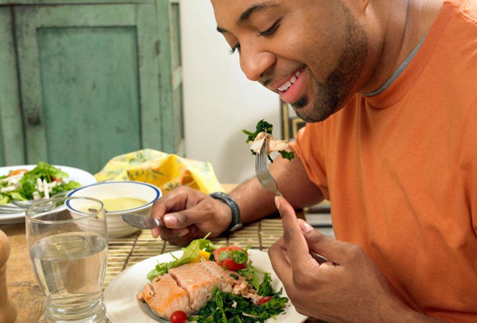 Black man eating healthy.jpg