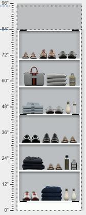 Closet Option H