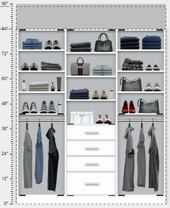 Closet Option C