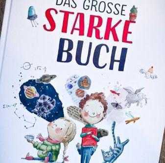 """Küstenmutti und """"Das große, starke Buch"""" - *Werbung/Rezenzionsexemplar*"""