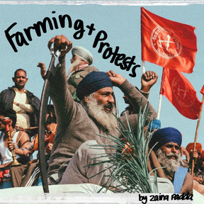 Farming and Protests: What is Happening in India?