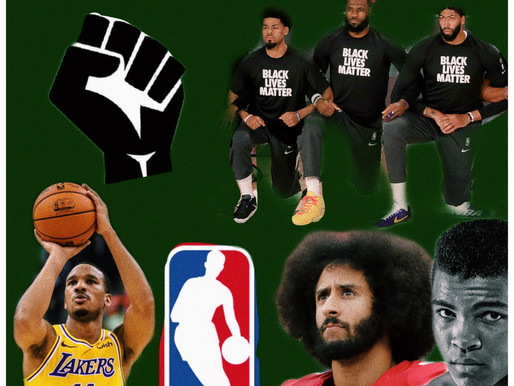 The NBA's Role in Uplifting Black Voices