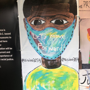 Art and Activism During the Time of Civil Unrest